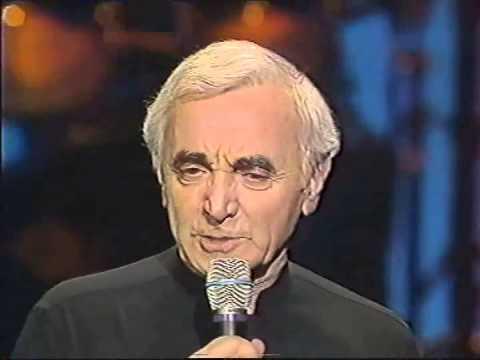 Charles Aznavour : Les comédiens