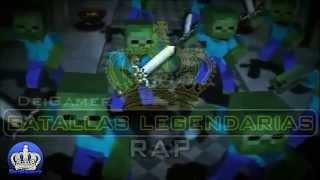Repeat youtube video LOS 5 MEJORES RAP DE MINECRAFT