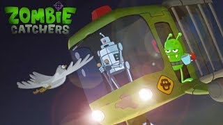 Zombie Catchers - Two Men and a Dog Beach Duty on Tuesday Let's hunt zombies! Walkthrough