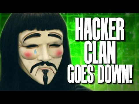 "COD GHOSTS: HACKER CLAN GOES DOWN!! PURPLE TIGERS EXPOSED! CHAPTER 1 ""HACKER TROLLING"""