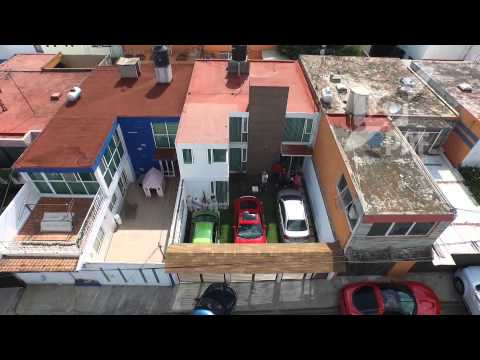 Aerial Video in México City