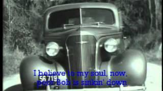 Robert Johnson - Crossroads - Cross Road Blues w Lyrics