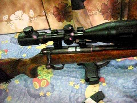 ปืนcz452.22 LR kon-1