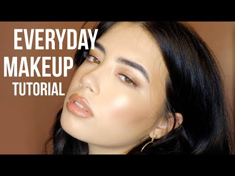 The Gibbs Guide to:  EVERYDAY MAKEUP TUTORIAL 2018