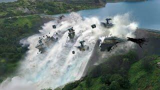 Top 07 Largest Dam Failures Of All Time | पानी से उत्पन्न हुई भयंकर तबाही | Dam | Dam Collapse