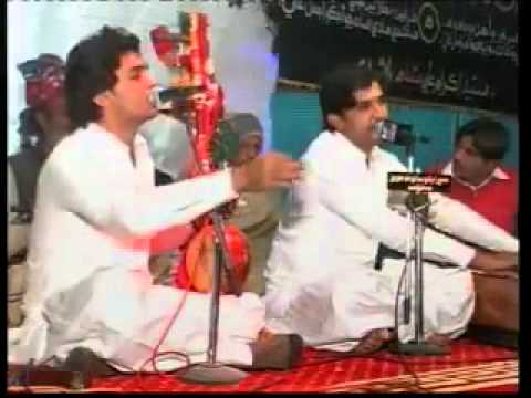 Aashqii jo dum harnii Ruswa Theyasii  Sufi Sindhi Song poetry of Ijaz Sain