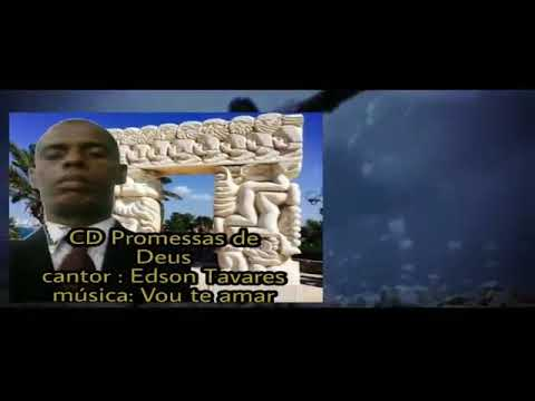 Edson Tavares CD promessas de Deus