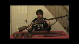 WWII Rifles: K98K vs Mosin-Nagant