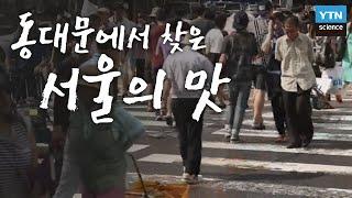동대문시장에서 찾은 서울의 맛 / YTN 사이언스