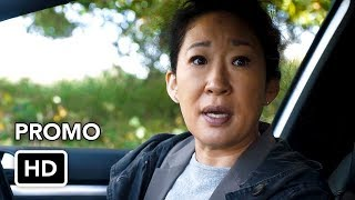"Killing Eve 1x04 Promo ""Sorry Baby"" (HD) Sandra Oh, Jodie Comer series"