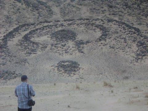 Djanet. Le Tumulus néolithique de Tin Amali.