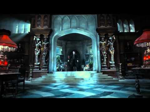 Мрачные тени-История вампира короткометражный фильм