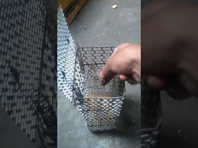 Cara membuat jebakan burung multifungsi