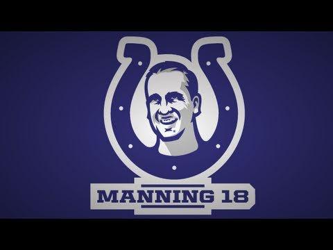 How To Draw Sports Logos: Peyton Manning