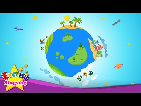 How's the Weather? - Weather Song - Nursery Rhymes - Educational Kids Songs - ESL/EFL Music
