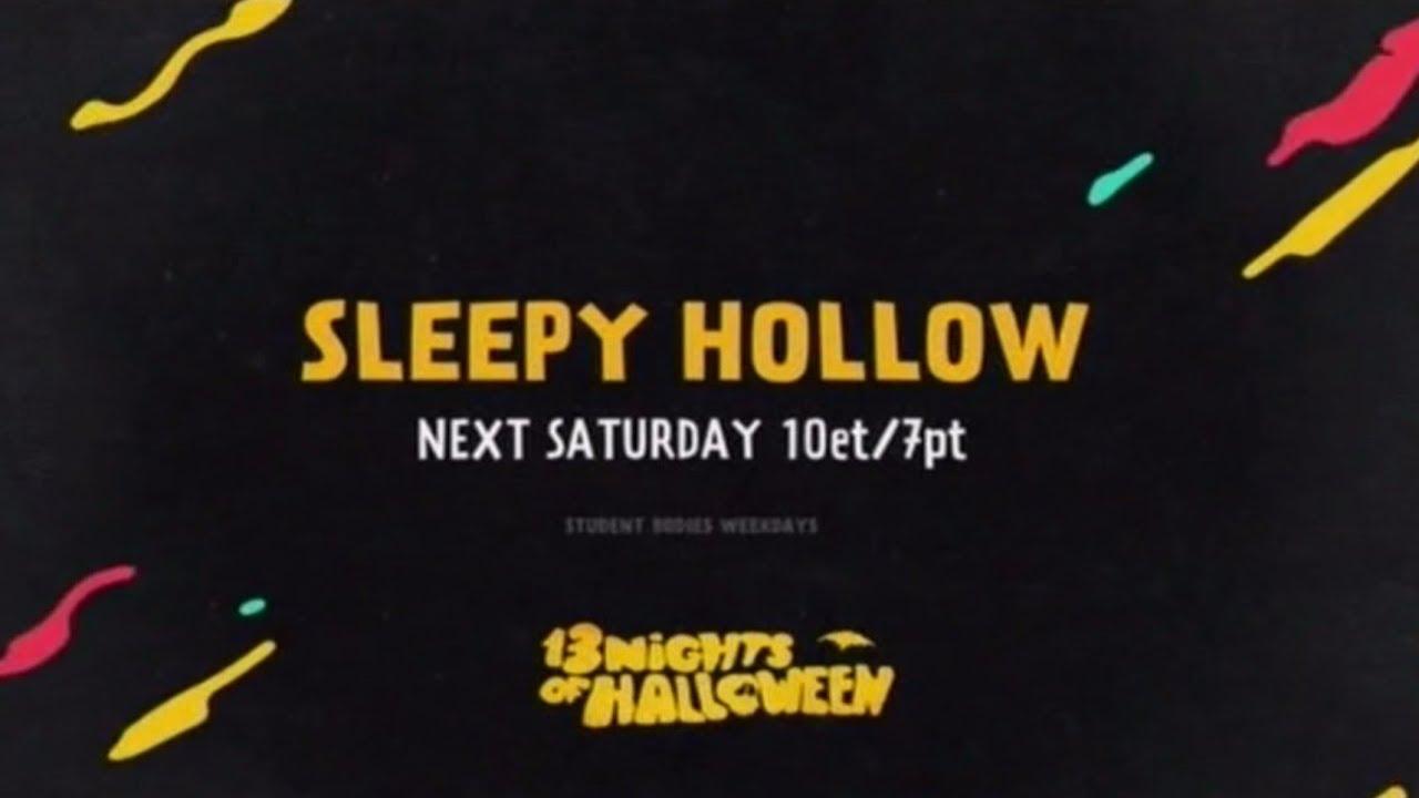 abc Spark (2017) - 13 Nights Of Halloween: Movie Promos - YouTube