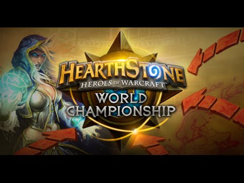 Hearthstone: Asia-Pacific Championship 2015 Day 1 - Taesang vs Deckizz