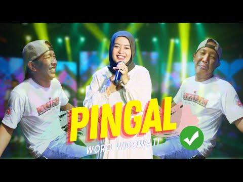 Woro Widowati - PINGAL ft. Lagista (Official Music Video ANEKA SAFARI)