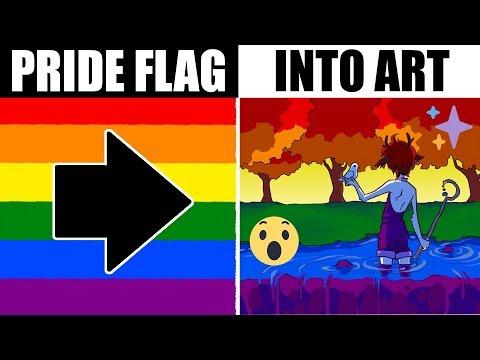 Fantasy Art Gay Human