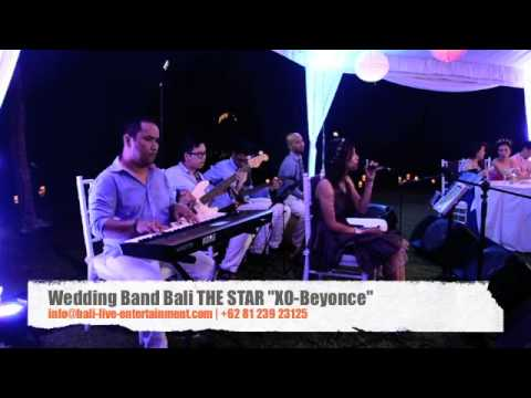 "The Star Band Bali - Bali Wedding Band ""XO Beyonce"" Acoustic"