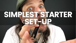 The Simplest Starter Vaping Set Up | Aspire K3 Kit Review