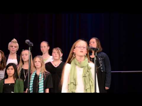 Harmony Singers - A La Nanita Nana - Sunset Ridge Middle School
