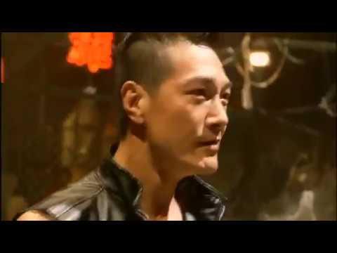 Kane Kosugi blood heat