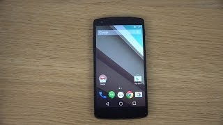 Google Nexus 5 Android L - Review (4K)
