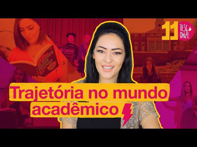 Minha experiência acadêmica | Vlog 022