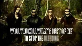 10 Years Shoot It Out Lyrics Video