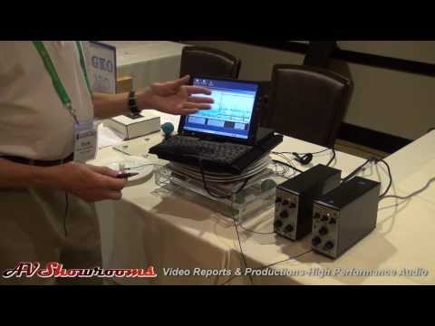 Gingko Audio Vibration Control Demo, See For Yourself