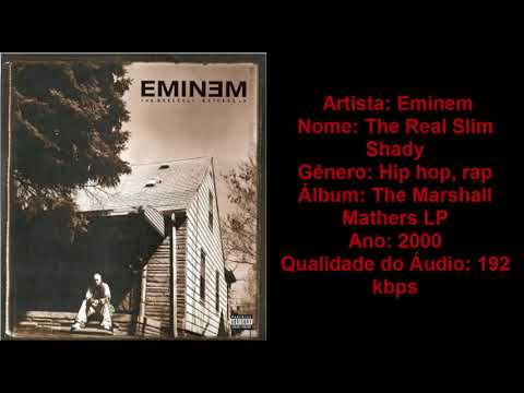 Eminem  The Real Slim Shady  Download Musica MP3