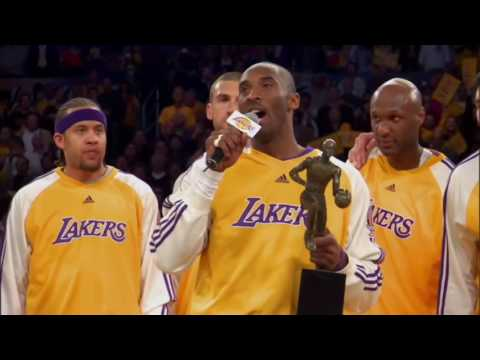 Kobe Bryant Mix- Go Flex