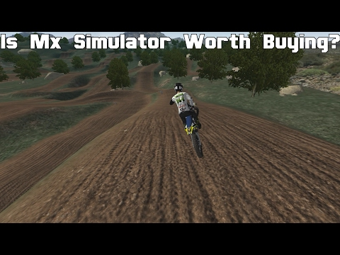 My Thoughts on Mx Simulator as a newcomer - is it worth buying?