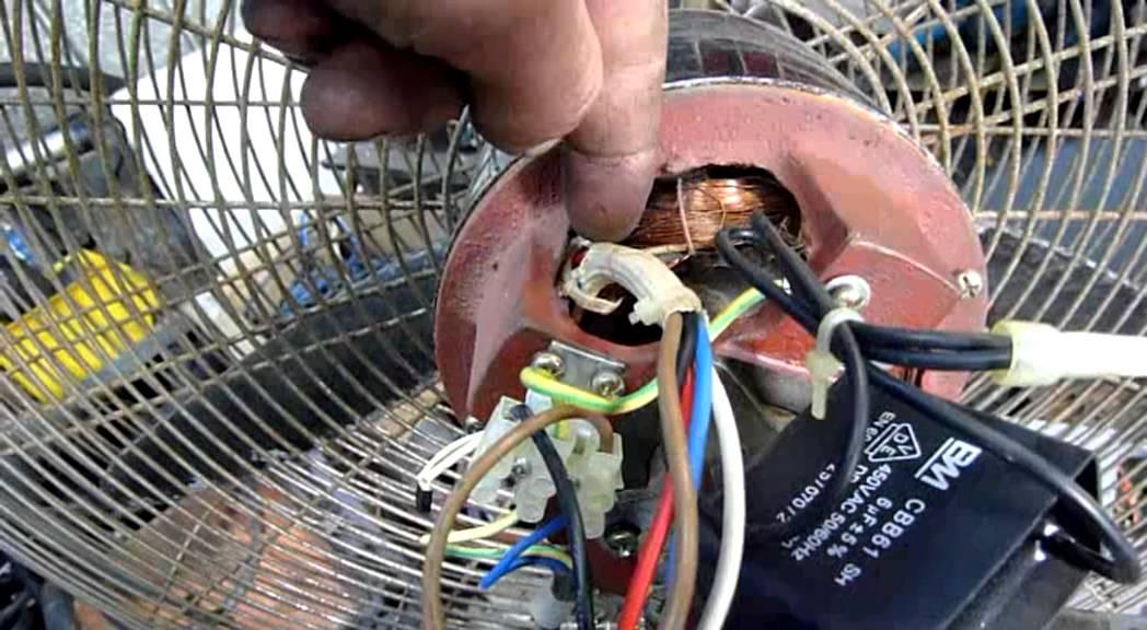 Industrial Pedistal Fan Repair  YouTube