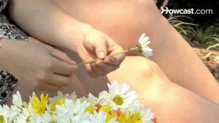 How To Make A Spring Daisy Chain