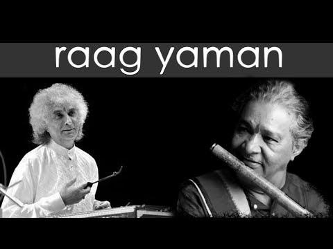 Raag Yaman | Hariprasad Chaurasia Flute | Shivkumar Sharma Santoor | Vijay Ghate Tabla | Jugalbandi