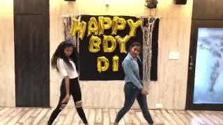 Kem cho  Bazaar  saif Ali khan new dance choreography with my student