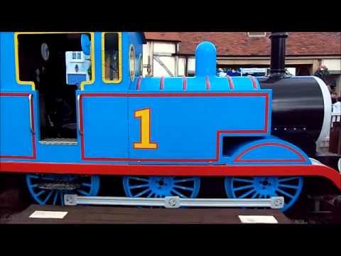 Thomas Land Drayton Manor - Thomas and Rosie