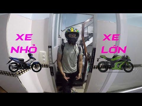 ZX10r Motovlog #28: Tâm sự quá trình từ xe nhỏ lên xe lớn của Vinh