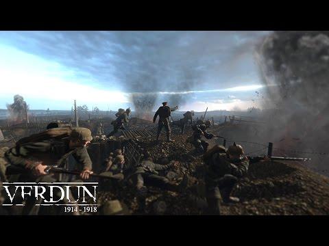 Verdun - Gameplay  