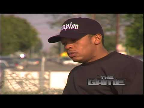 Dr. Dre & The Game: In Compton & In The Studio