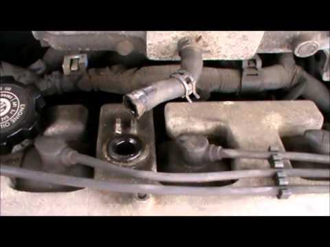 2010 2015 Toyota Prius Pcv Valve Remove And Install Doovi