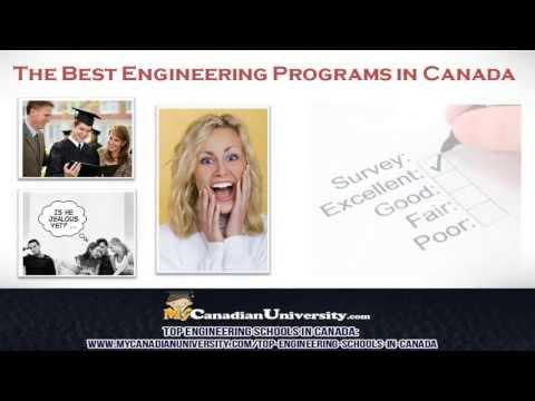 Top Engineering Schools In Canada