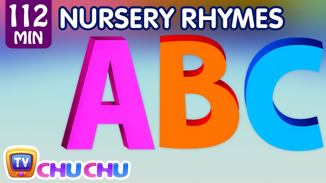 تشوتشو تي في abc song for children