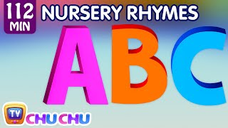 ABC Song for Children | Popular Kids Songs by ChuChu TV 00:08 ABC A...