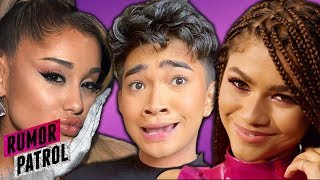 Ariana Grande Releasing K-Pop Collab? Bretman Rock Almost Went To Prom w/ Zendaya! (Rumor Patrol)