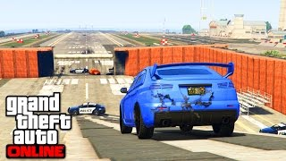 PENALTY SUR GTA 5 ONLINE !