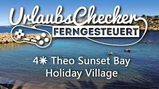 4☀ Theo Sunset Bay Holiday Village | Paphos