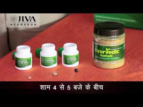How to Take Medicines & Diet Chart – Advice for Jiva Ayurveda Patients